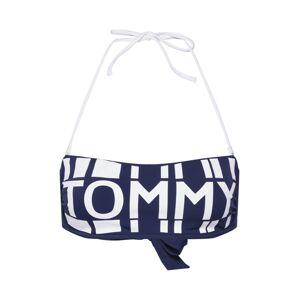 Tommy Hilfiger Underwear Podprsenka  tmavě modrá / přírodní bílá