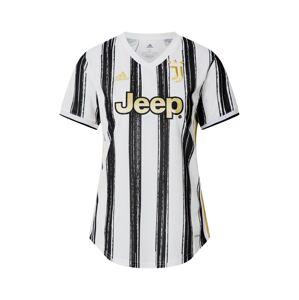 ADIDAS PERFORMANCE Funkční tričko 'Juve'  černá / bílá / žlutá