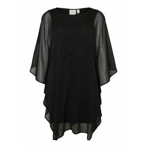 Junarose Šaty  černá