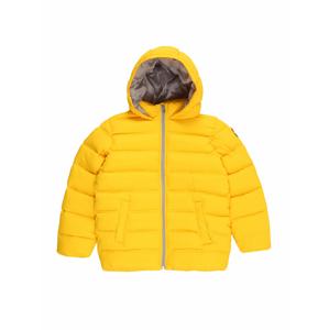 UNITED COLORS OF BENETTON Zimní bunda  žlutá