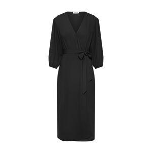 EDITED Šaty 'Alene'  černá