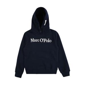 Marc O'Polo Junior Mikina  námořnická modř / bílá
