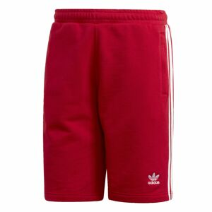 ADIDAS ORIGINALS Kalhoty  bílá / červená