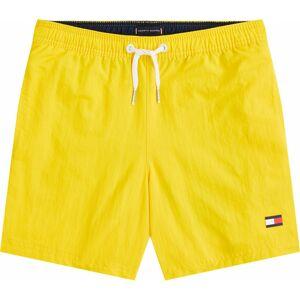 TOMMY HILFIGER Plavecké šortky  žlutá / námořnická modř / bílá / červená