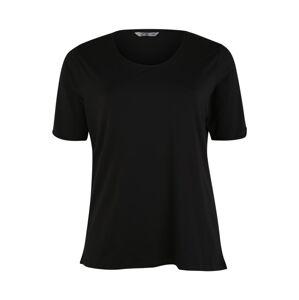 Z-One Tričko 'Annabelle'  černá