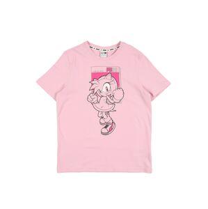 PUMA Funkční tričko 'Sega'  růžová / svítivě růžová