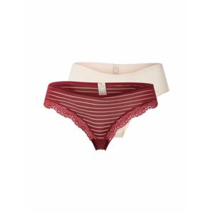 Dorina Kalhotky 'Ida'  růžová / vínově červená