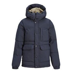 Jack & Jones Junior Zimní bunda  modrá