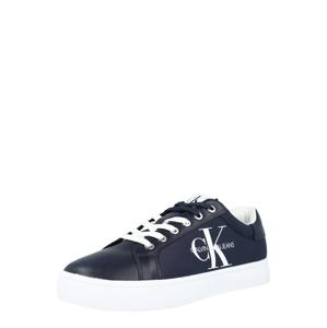 Calvin Klein Jeans Tenisky  tmavě modrá / bílá