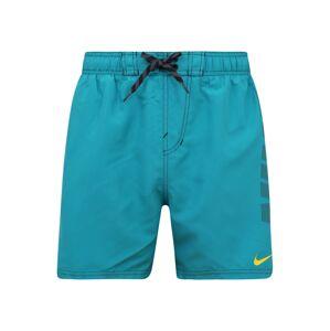 Nike Swim Sportovní plavky 'Nike Rift Vital'  petrolejová / černá
