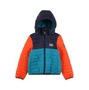 LEGO WEAR Funkční bunda 'JOSHUA'  svítivě oranžová / petrolejová / marine modrá