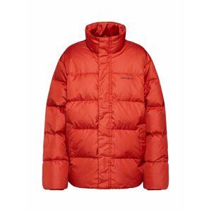 Carhartt WIP Přechodná bunda  rezavě červená