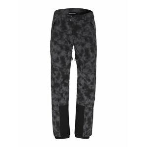 CHIEMSEE Outdoorové kalhoty 'TAOS'  šedá / černá