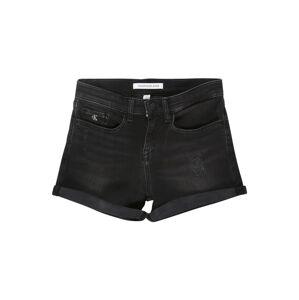 Calvin Klein Jeans Džíny  černá