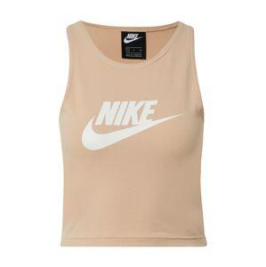 Nike Sportswear Top 'W NSW HRTG TANK'  růžová / bílá / tělová
