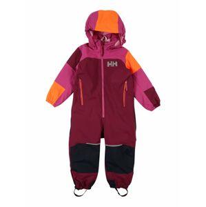 HELLY HANSEN Sportovní oblečení 'Rider 2'  fialová / tmavě fialová / oranžová / marine modrá / šedá