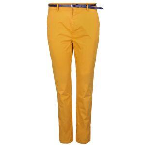 SCOTCH & SODA Chino kalhoty  hořčicová / žlutá