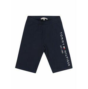 TOMMY HILFIGER Kalhoty  námořnická modř / bílá / červená