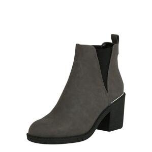 even&odd Kotníkové boty  šedá