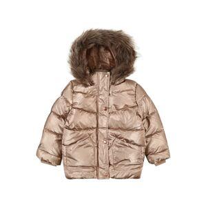 NAME IT Zimní bunda 'MARLENE'  zlatá
