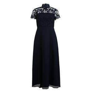 Chi Chi Curve Společenské šaty 'Curve Charissa'  námořnická modř