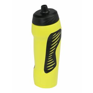 NIKE Accessoires Láhev na vodu 'Hyperfuel'  černá / svítivě žlutá