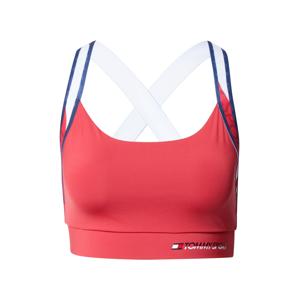 Tommy Sport Sportovní podprsenka  červená / bílá / modrá