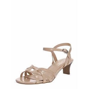 ESPRIT Páskové sandály ' Birkin'  béžová