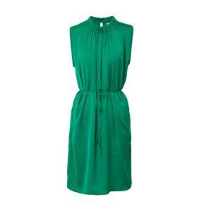 SAINT TROPEZ Šaty 'AileenSZ'  tmavě zelená