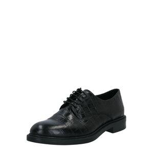 VAGABOND SHOEMAKERS Šněrovací boty 'Amina'  černá
