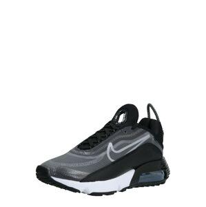 Nike Sportswear Tenisky 'Air Max 2090'  šedá / černá
