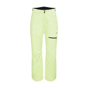 CMP Outdoorové kalhoty  svítivě žlutá / černá