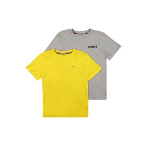 Tommy Hilfiger Underwear Tílko  šedý melír / žlutá