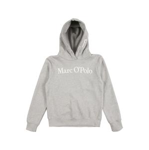 Marc O'Polo Junior Mikina  šedý melír / bílá