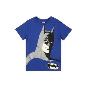 OVS Tričko 'BATMAN'  modrá / šedá / bílá / černá