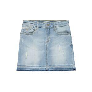 Calvin Klein Jeans Sukně  modrá džínovina