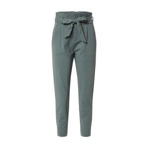 VERO MODA Kalhoty se sklady v pase 'VMEVA'  zelená