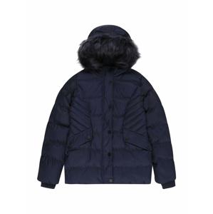 LEMON BERET Zimní bunda  tmavě modrá