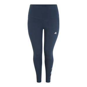 ADIDAS PERFORMANCE Sportovní kalhoty  námořnická modř