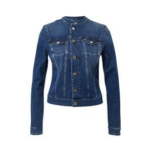 Tommy Jeans Přechodná bunda  tmavě modrá