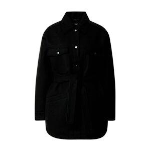 Envii Zimní bunda 'Portland'  černá