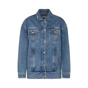 EDITED Přechodná bunda 'Isabell'  modrá džínovina