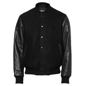 Schott NYC Přechodná bunda  černá