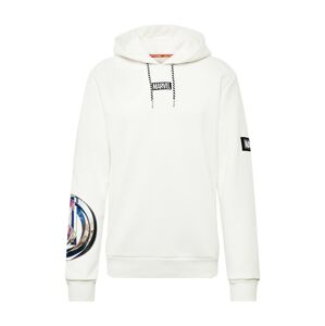 ABOUT YOU x MARVEL Mikina 'David'  offwhite