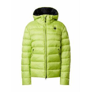 Blauer.USA Přechodná bunda  svítivě zelená