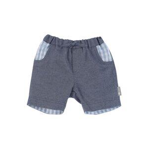STERNTALER Kalhoty  modrá džínovina / kouřově modrá / bílá