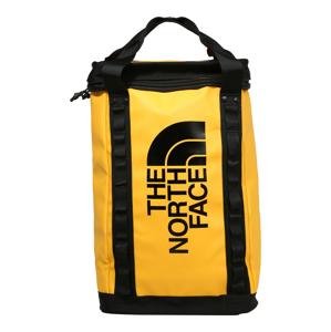 THE NORTH FACE Sportovní batoh 'EXPLORE FUSEBOX'  černá / žlutá