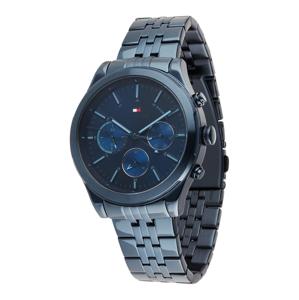 TOMMY HILFIGER Analogové hodinky 'ASHTON'  marine modrá