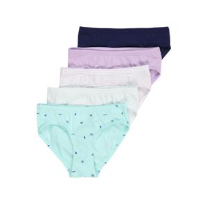 SCHIESSER Spodní prádlo  tyrkysová / bílá / námořnická modř / orchidej
