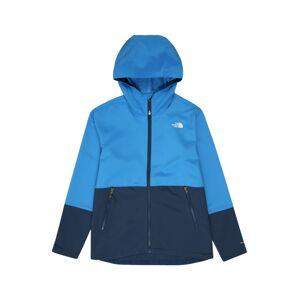 THE NORTH FACE Outdoorová bunda  nebeská modř / tmavě modrá